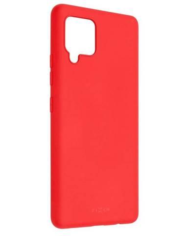 Kryt na mobil Fixed Story na Samsung Galaxy A42 5G červený