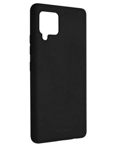 Kryt na mobil Fixed Story na Samsung Galaxy A42 5G čierny