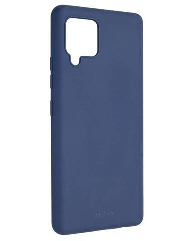 Kryt na mobil Fixed Story na Samsung Galaxy A42 5G modrý