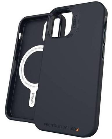 Kryt na mobil Gear4 Rio Snap na Apple iPhone 12 mini čierny