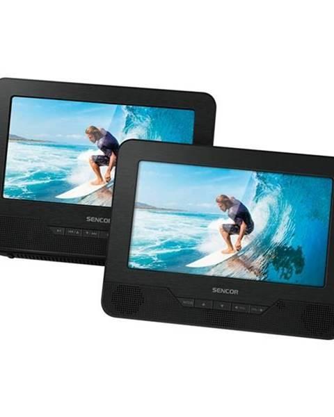 Sencor DVD prehrávač Sencor SPV 7771Dual čierny