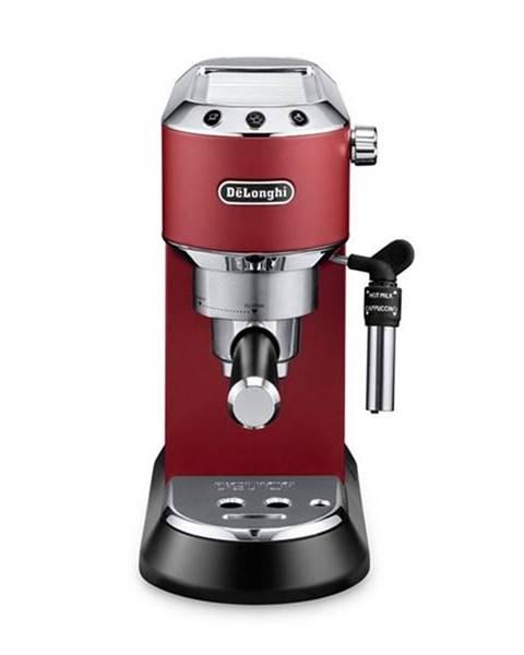 DeLonghi Espresso DeLonghi Dedica EC 685.R červen