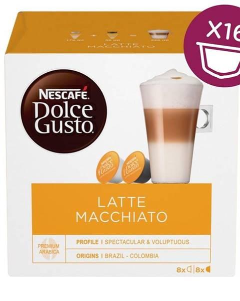 Nescafé NescafÉ Dolce Gusto® Latte Macchiato kávové kapsule 16 ks