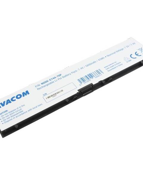Avacom Batéria Avacom Dell Latitude E7440 Li-Pol 7,4V 5800mAh / 43Wh