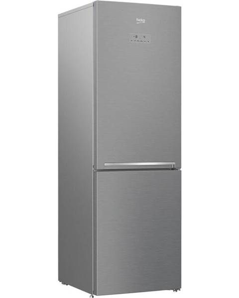 Beko Kombinácia chladničky s mrazničkou Beko Mcne366e40zxbn