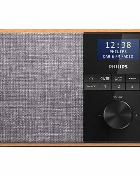 Philips Rádioprijímač s DAB+ Philips TAR5505 dreven