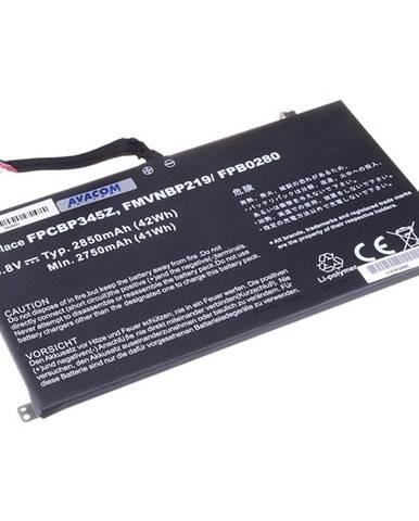 Batéria Avacom Fujitsu LifeBook UH572, Li-Pol 14,8V 2850mAh/42Wh