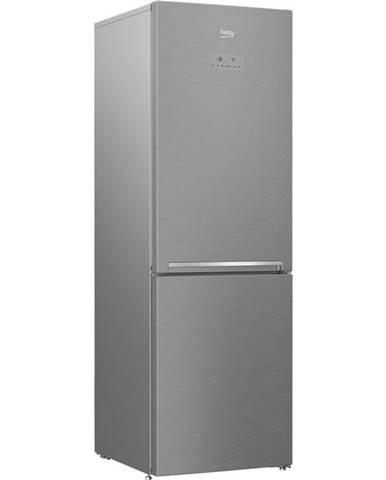 Kombinácia chladničky s mrazničkou Beko Mcne366e40zxbn