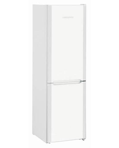 Kombinácia chladničky s mrazničkou Liebherr CU 331 biela
