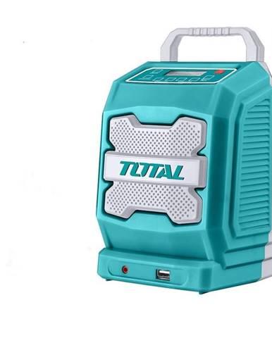 Stavebné rádio Total tools Tjrli2001