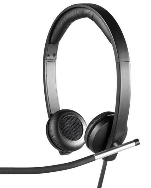 Logitech Headset  Logitech H650e čierny