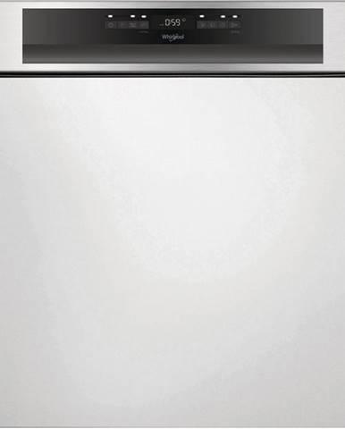 Umývačka riadu Whirlpool WBO 3T333 P 6.5 X nerez