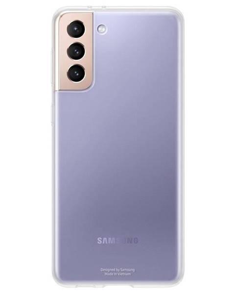 Samsung Kryt na mobil Samsung Galaxy S21+ 5G priehľadný