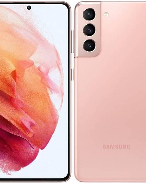 Samsung Mobilný telefón Samsung Galaxy S21 5G 128 GB ružový