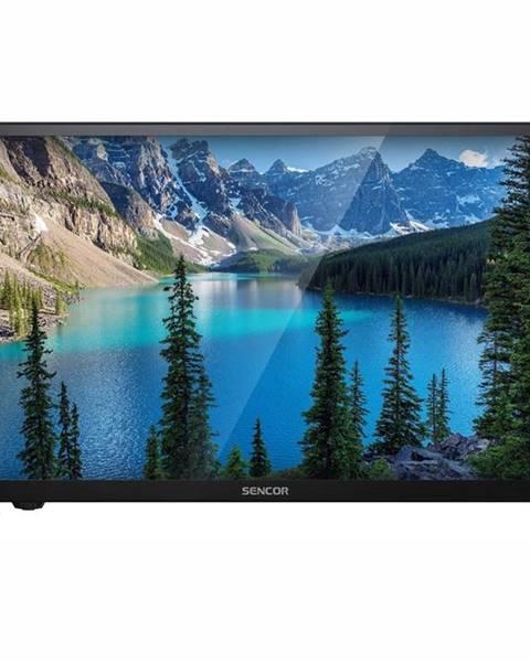 Sencor Televízor Sencor SLE 2471TCS čierna