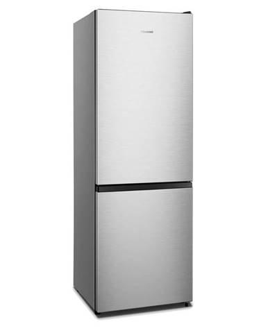 Kombinácia chladničky s mrazničkou Hisense Rb372n4ac2 nerez