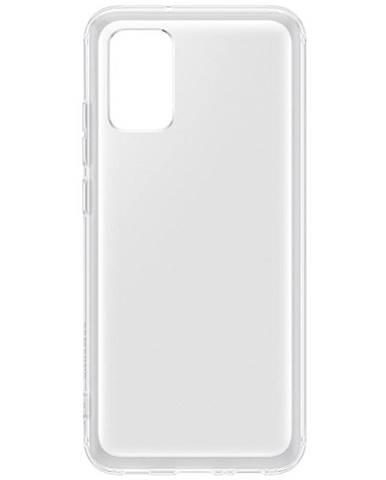 Kryt na mobil Samsung Galaxy A02s priehľadný