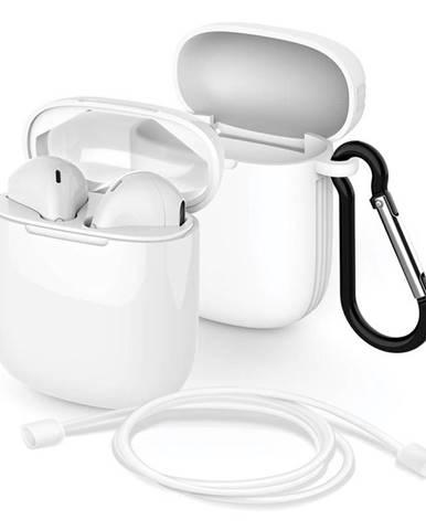 Slúchadlá Meliconi Safe Pods biela