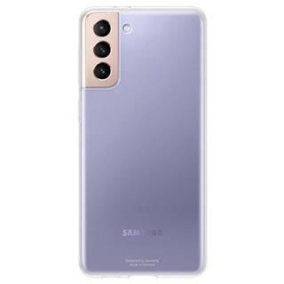 Kryt na mobil Samsung Galaxy S21+ 5G priehľadný