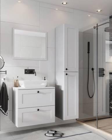Artstolk Kúpeľňová zostava SENJA biela Varianta