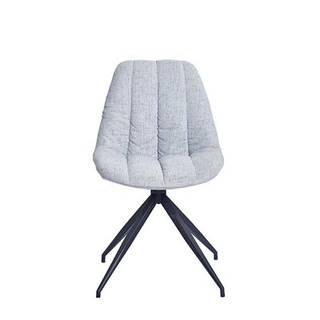 Stolička Cario Grey