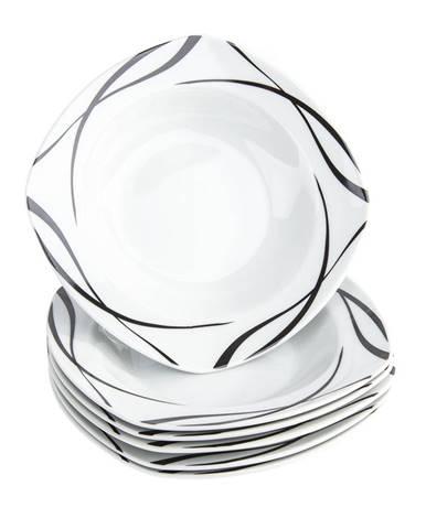 Mäser 6-dielna sada hlbokých tanierov Oslo, 21,5 cm