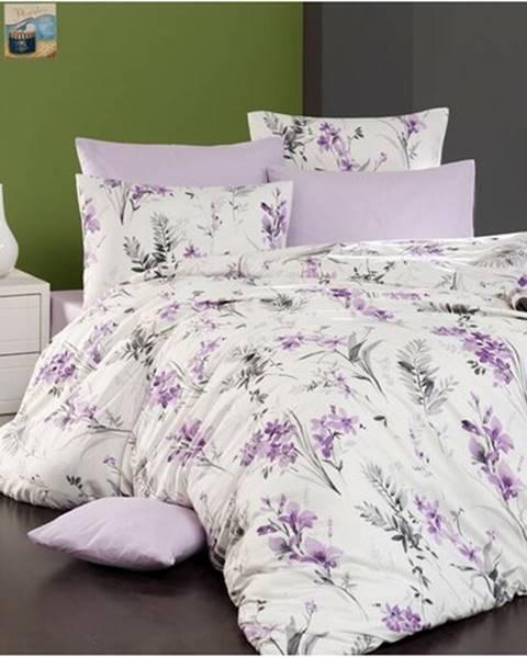 BedTex BedTex Bavlnené obliečky Nesta smotanová, 140 x 200 cm, 70 x 90 cm