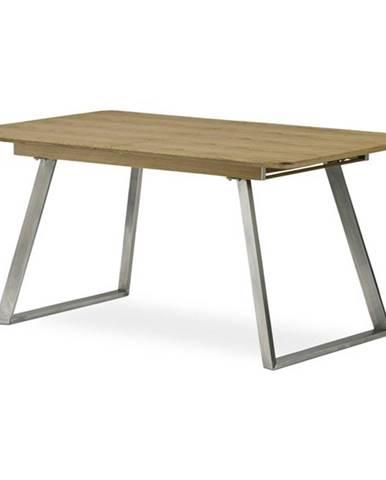 Jedálenský stôl HUNTER bělený dub