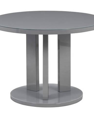 Jedálenský stôl JAXON sivá