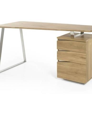 Písací stôl SAUL dub