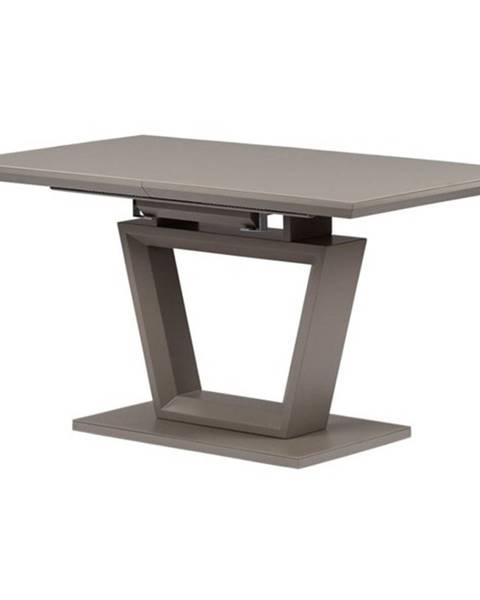 Sconto Jedálenský stôl CORNELIUS hľuzovková, matná