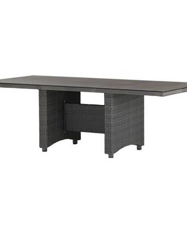 Záhradný stôl PADUA B sivá