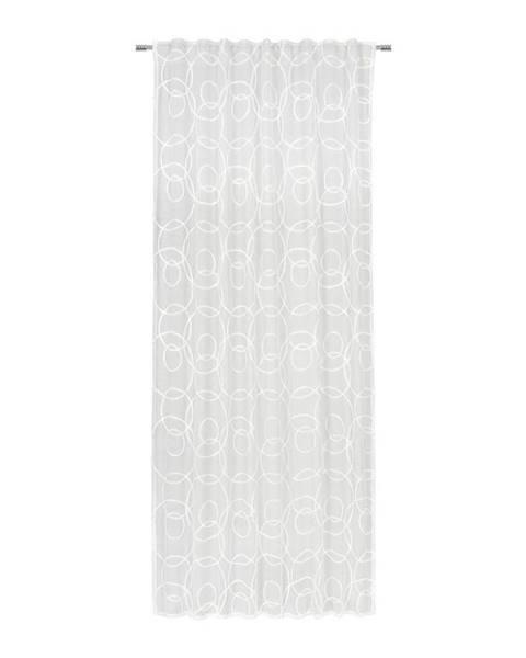 Möbelix Hotový Záves Circle, 135/245cm, Šampanská