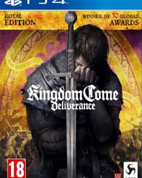 Warhorse Studios PS4 hra - Kingdom Come: Deliverance Royal Edition
