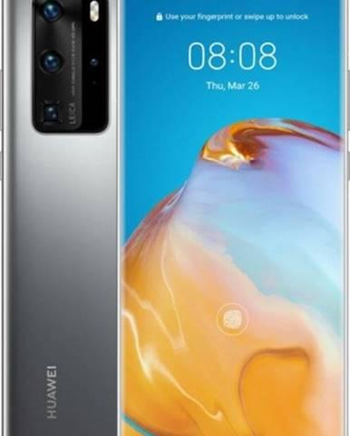 Mobilný telefón Huawei P40 Pro 8GB/256GB, strieborná ROZBALENÉ