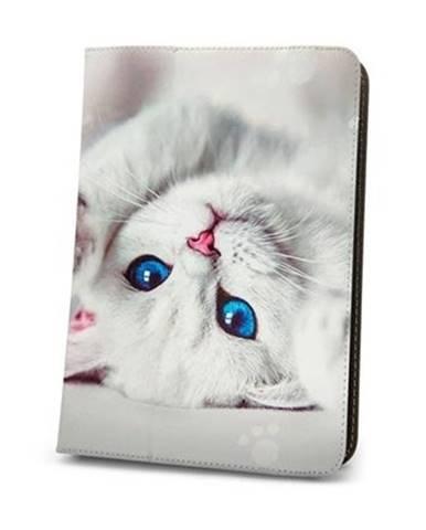 """Púzdro na tablet 9-10"""" GreenGo Cute Kitty"""