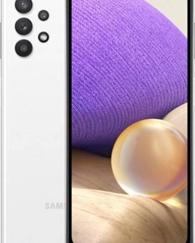 Mobilný telefón Samsung Galaxy A32 5G, 4 GB/128 GB, biely