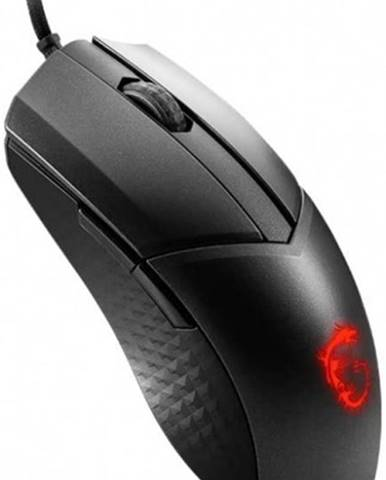 Herná myš MSI CLUTCH GM41 Lightweight, 16000 dpi