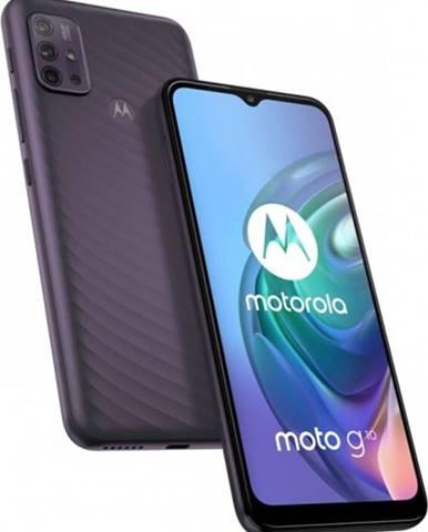 Mobilný telefón Motorola Moto G10 4GB/64GB, šedá