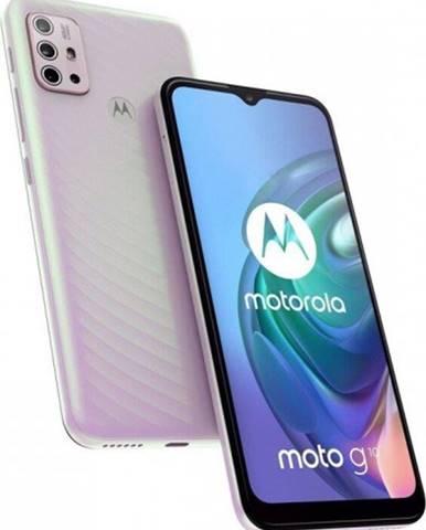 Mobilný telefón Motorola Moto G10 4 GB/64 GB, strieborný