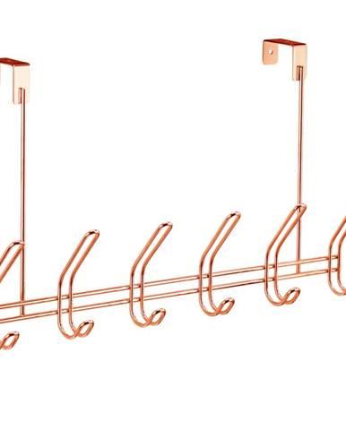 Závesný vešiak v medenej farbe iDesign Classico, 40,5 cm