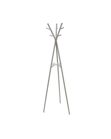 Oceľový stojací vešiak v bielej farbe Leitmotiv Deer
