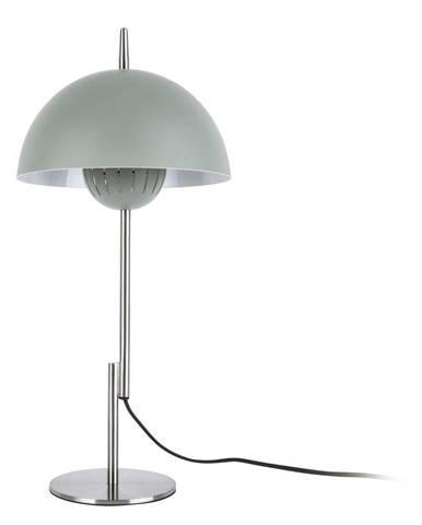 Sivozelená stolová lampa Leitmotiv Sphere Top, ø 25 cm