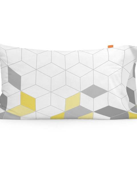 Blanc Súprava 2 bavlnených obliečok na vankúš Blanc Symmetry, 50 × 75 cm
