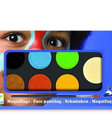 Set maľovanie na tvár Djeco Maquillaje
