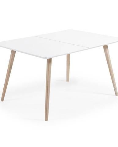 Rozkladací jedálenský stôl La Forma Quatre, 140 x 90 cm