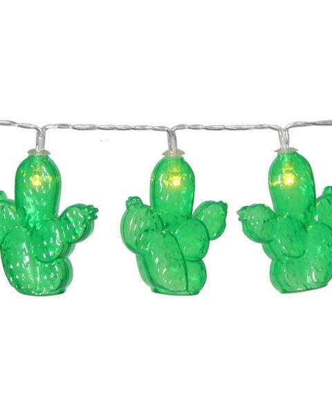 Best Season Svetelná LED reťaz Best Season Cactus, 10 svetielok