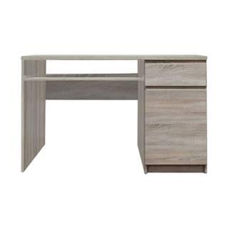 PC stôl dub sonoma PANAMA typ 10
