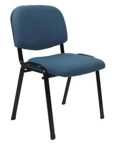 Kancelárska stolička tmavomodrá ISO 2 NEW