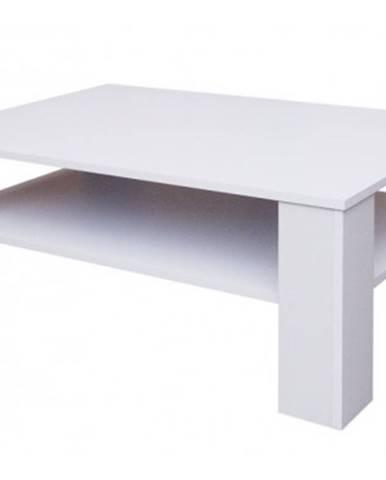 Konferenčný stolík Doux, biely%